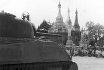 Armoured - Artillery - Engineers