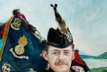 Royal Highland Fusiliers / The amalgamation of the Highland Light Infantry and Royal Scots Fusiliers in 1959