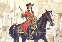 17th Century Uniforms