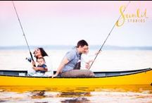 Family Photo Ideas / Family Photography ideas, posing and inspiration by Sunlit Studios.