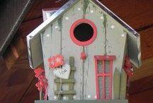 Birdhouses....UNICAS!!!