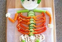 Fun With Food / make eating healthy FUN for the kids!