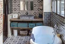 Fürdők / Bathrooms