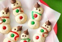 { holidays } / christmas crafts, fun things to do, gift stuff, tags, labels, santa...