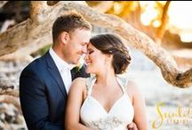 Beach Wedding Photos / We love beach weddings! We specialise in Natural Light Photography and love the natural, relaxed atmosphere of the beach.