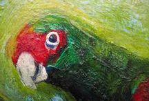 Philip Weaver - paintings / my work - various media