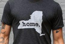 Inspiration - Herrenmode / Besonders coole, ausgefallene und auffällige T-Shirt Designs zur Inspiration.
