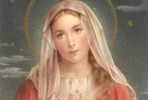 Brand Pinboard: Mother Mary / If Mary, the Mother of God ( Jesus ) decided she needed a little branding miracle.