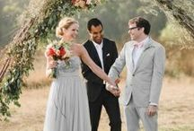 Anna Thomas and Timothy Lucas Wedding / Photography: Delbarr Moradi Photography Featured in Real Weddings Martha Stewart