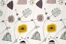 Lucienne Day & other 50s print designers / When Britain discovered colour again