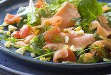 SALADES - de tafel van Tine / Salades - http://www.detafelvantine.be