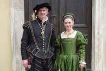 Italian Renaissance / Inspiration for Italian Renaissance dresses c. 1480-1600