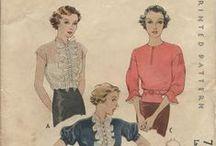 Historical Fashion – 1930s