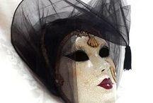 masks / by ll