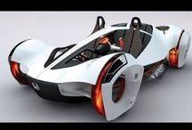 Future Cars / Innovative car design