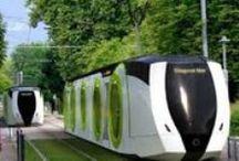 Future Trains / Innovative train design