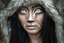 Make Up/ Tatoo / Etc