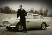 James Bond and Aston Martin / James Bond and Aston Martin has a long-lasting relationship, started already in 1964 when the Aston Martin DB5 was the 007 car of choice for the movie Goldfinger. The relationship is still going strong, with the featuring of the DB10 later in 2015 with the new James Bond movie Spectre.