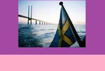 """Sverige / .se → Baserat på vår """"underbara resa genom sverige""""."""