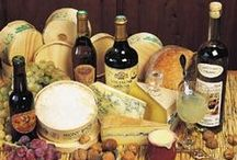 Cheese, cheese and more cheese, and maybe a little wine!!!