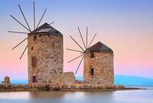 Windmills Everywhere!