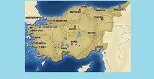έχασε έδαφος + / Ελληνικές περιφέρειες εκτός της Ελλάδος.