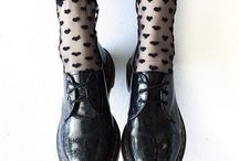 Docs and trainers / My wardrobe is based on these