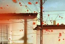 Houses / by Lea Illustraties
