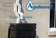 Aquabarrel Com Rain Harvesting Rain Barrels And