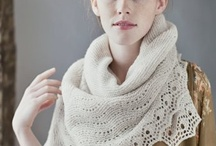 Knit Shawls / by Linotte