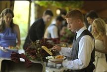 Wedding Reception Food