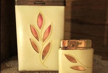 Cigarette Cases And Lighters / by Debbie Davis Smoak