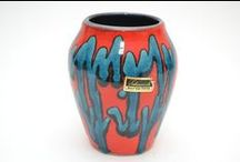 West German Pottery & Fat Lava / by Tricia