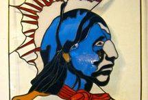 Native Art / by Mark Joseph Sark
