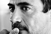 Robert Downey Jr. / 매력 넘치는 철없는 아저씨