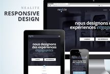 Responsive Design / 반응형 디자인