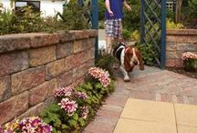 Garden Walls / Paving and Walling