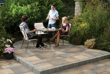 Patios / Paving and Walling