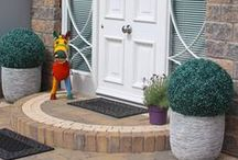 Steps and Ramps / Paving and Walling