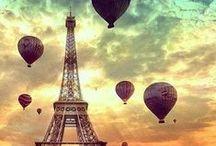 Tour Eiffel / by pierrette
