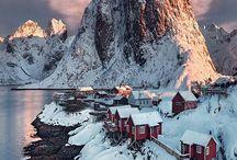 Trolls 'n' fjords
