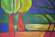 art class / Material clases arte