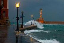Leuchttürme / lighthouses / by Ursi
