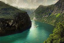 Norway / by ilse zwaenepoel