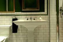 ::bathroom - retro tiles::