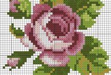 Embroidery | X-Stitch Itch
