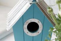 Birdhouses - Vogelhuisjes / Birdhouses - Vogelhuisjes www.dierenplaza.nl