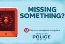 Missing Something? December 2015 / Missing Something? This item was recovered by EPS members in SW Division in December 2015. If you recognize it and can prove it's yours, contact EPSPinterest@edmontonpolice.ca / by Edmonton Police Service