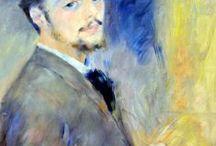 art / peintres impressionnistes et autres