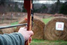 Archery / All about basic archery, especially recurve bow archery..